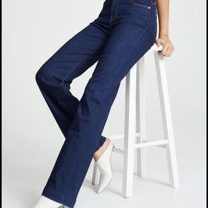 7FAM Alexa high waisted trouser jeans